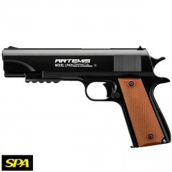 SPA ARTEMIS LP400 PISTOL