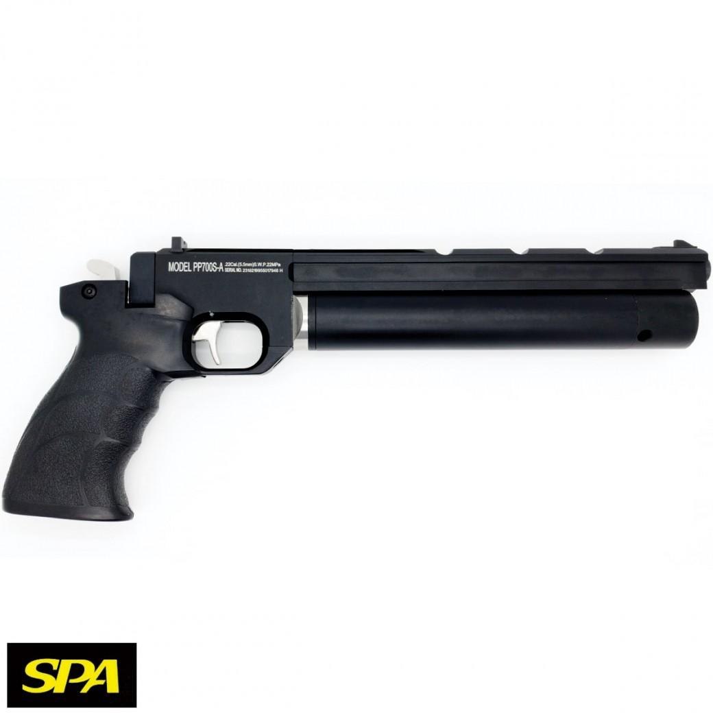 PCP AIR PISTOL SPA ARTEMIS PP700S-A|Air Pistols|Mundilar-SPA