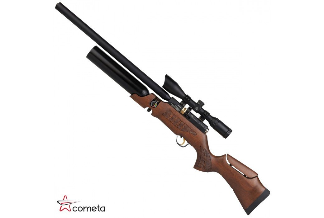 AIR RIFLE PACK COMETA LYNX V10 MKII 3-9X50AO HILL