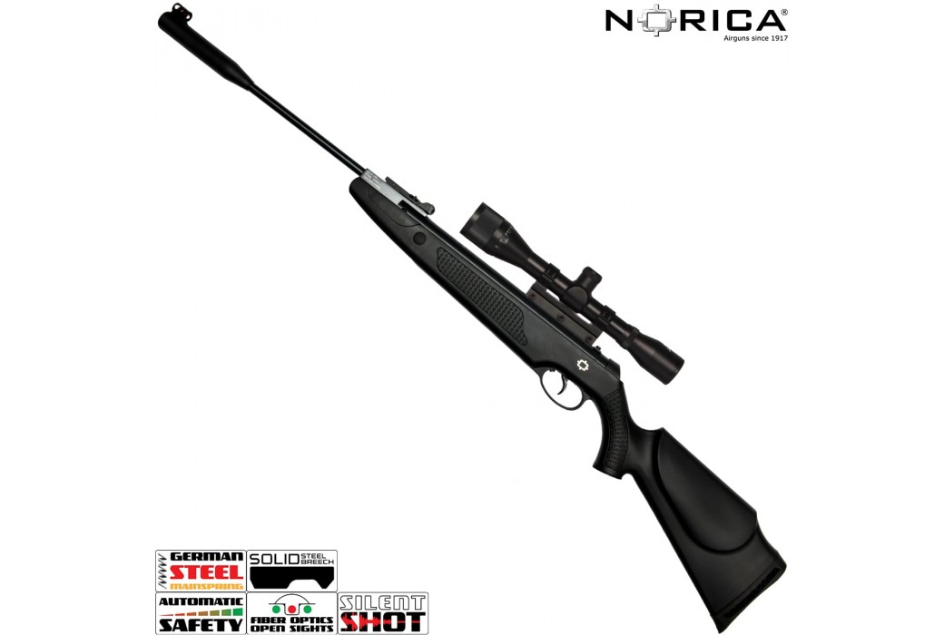 AIR RIFLE NORICA DRAGON SILENTSHOT