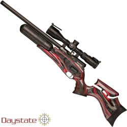 PCP AIR RIFLE DAYSTATE RED WOLF LAMINATE HP HI LITE