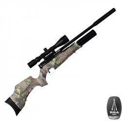 AIR RIFLE BSA PCP R10 SE CAMO