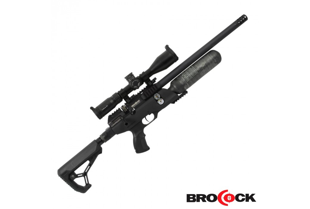 PCP AIR RIFLE BROCOCK COMMANDER HILITE