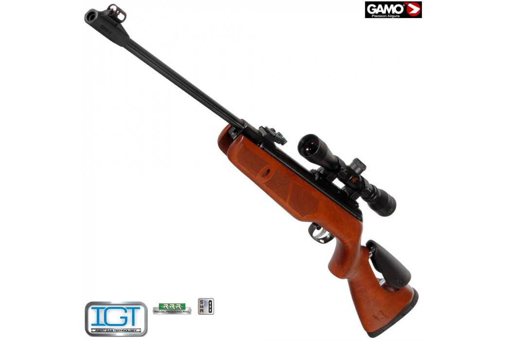 AIR RIFLE GAMO HUNTER IGT