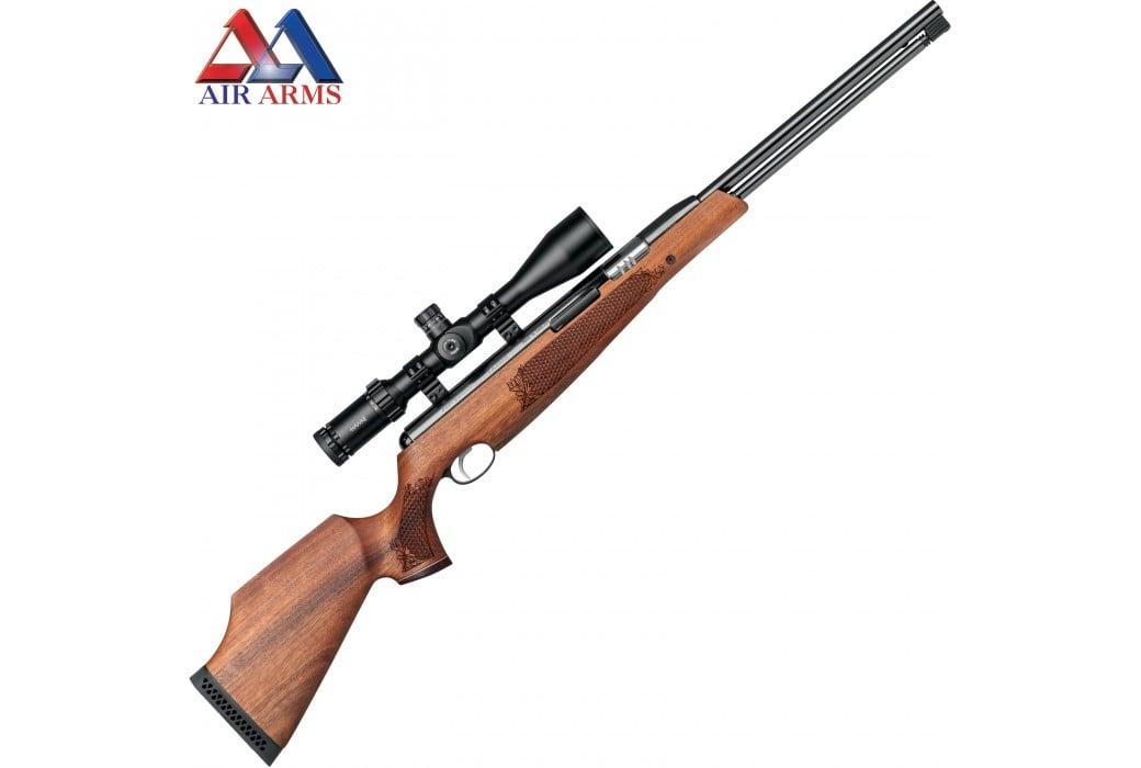 AIR RIFLE AIR ARMS TX200 MK3 WALNUT