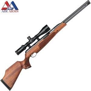 CARABINE À PLOMB AIR ARMS TX200 MK3 WALNUT