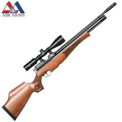 AIR RIFLE AIR ARMS S400 BEECH CLASSIC