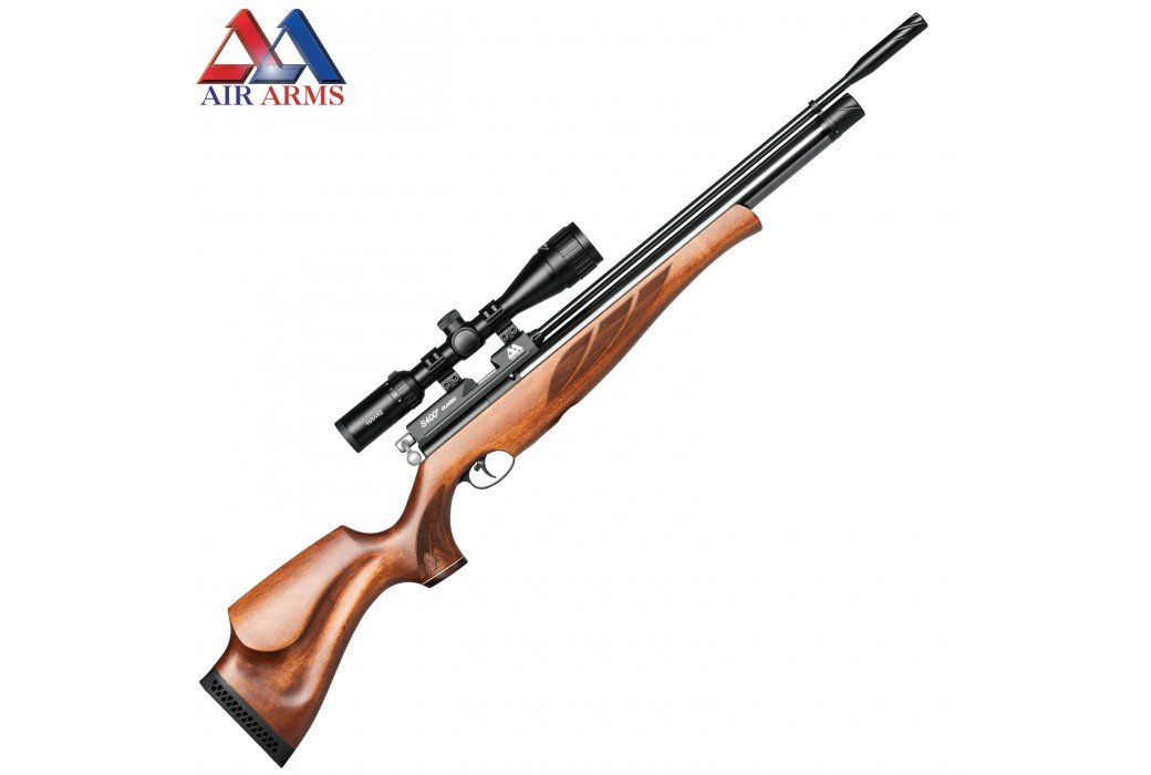 CARABINA AIR ARMS S400 SUPERLITE CLASSIC