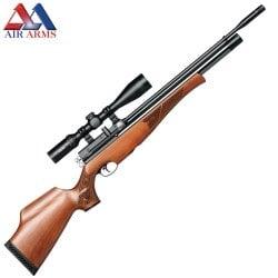 CARABINA AIR ARMS S410 BEECH CLASSIC