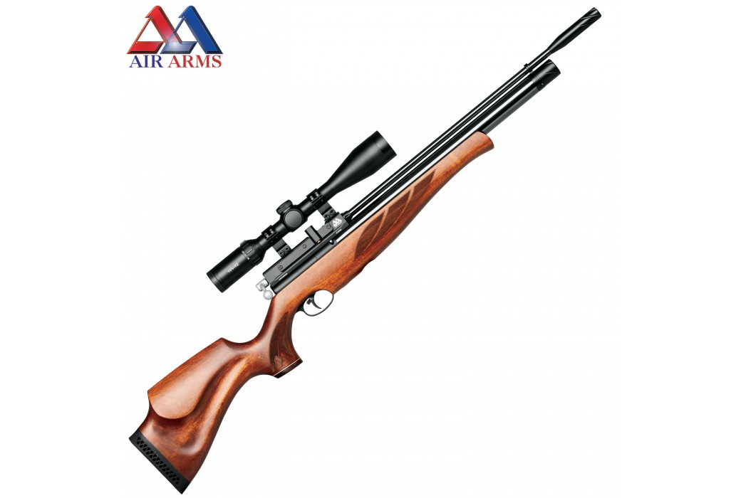 CARABINA AIR ARMS S410 SUPERLITE CLASSIC