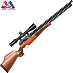 CARABINA AIR ARMS S510 XS RIFLE BEECH CLASSIC