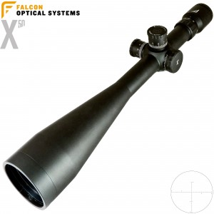 SCOPE FALCON X50 LONG RANGE 10-50X60 MOA200
