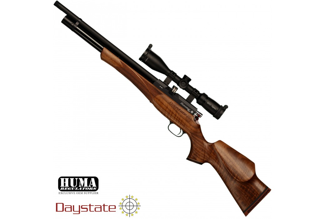 CARABINA PCP DAYSTATE HUNTSMAN REGAL XL HUMA REGULATED