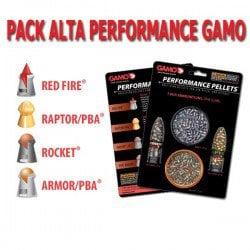 Air gun pellets GAMO PERFORMANCE PACK 4.5mm (.177)