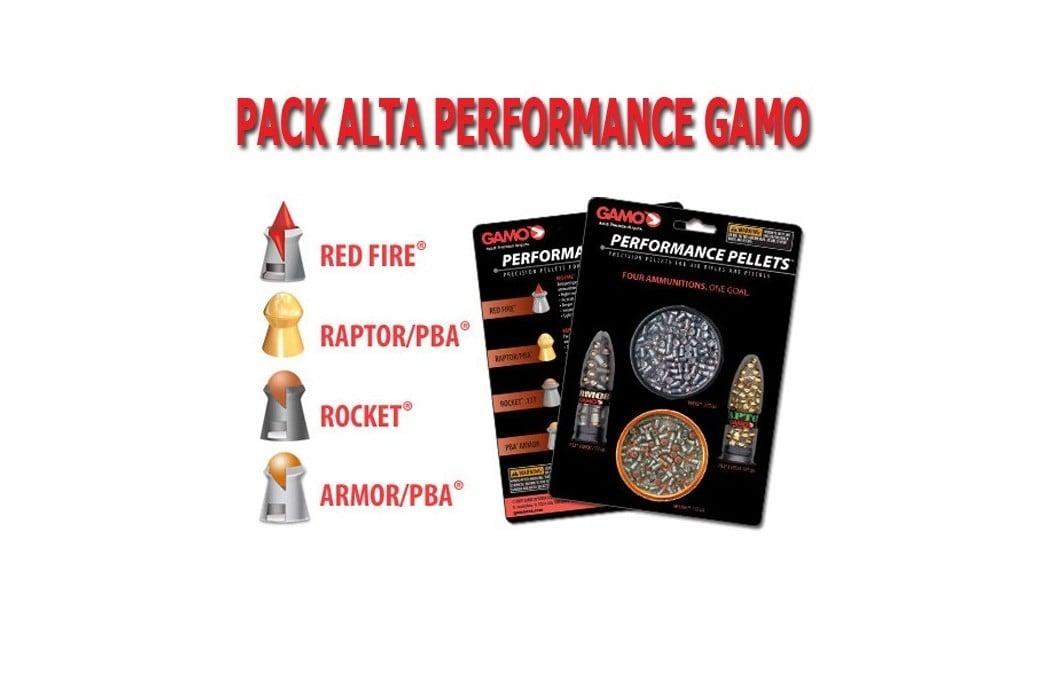 GAMO PERFORMANCE PACK 4.5mm (.177)