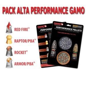 CHUMBO GAMO PERFORMANCE PACK 4.5mm (.177)