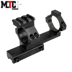 MTC OPTICS MONTURA 1PC P/ VISOR VIPER CONNECT
