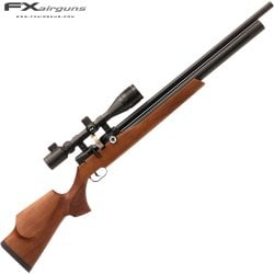 PCP AIR RIFLE FX DREAMLINE CLASSIC WALNUT