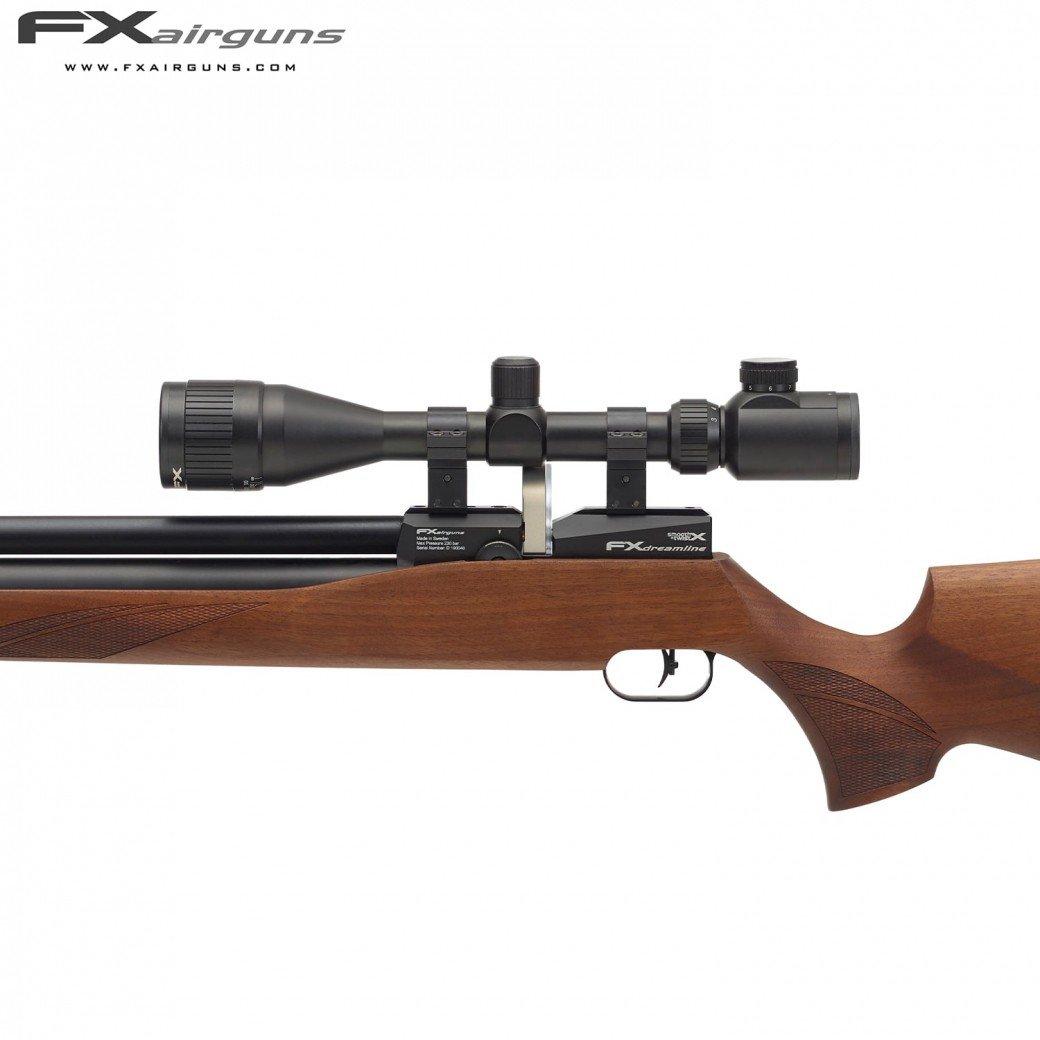PCP AIR RIFLE FX DREAMLINE CLASSIC WALNUT|PCP Air Rifles
