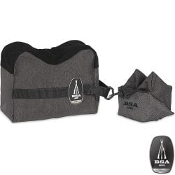 BSA 2 PIECE SHOOTING REST BAG SET