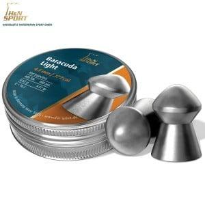 BALINES H & N BARACUDA LIGHT 4.50mm (.177) 400PCS