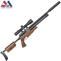 CARABINA AIR ARMS S510 XS XTRA TAKE-DOWN RIFLE (TDR)