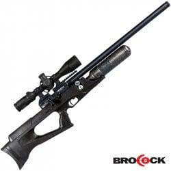 PCP AIR RIFLE BROCOCK BANTAM SNIPER MAGNUM HR HILITE