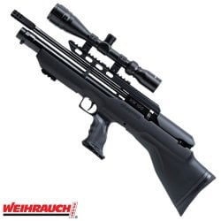AIR RIFLE WEIHRAUCH HW100 BP(K)