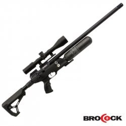PCP AIR RIFLE BROCOCK COMMANDER MAGNUM HILITE