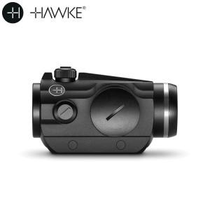 LUNETTE DE TIR RED DOT HAWKE VANTAGE 1X25 9-11mm