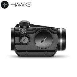 LUNETTE DE TIR RED DOT HAWKE VANTAGE 1X30 9-11mm