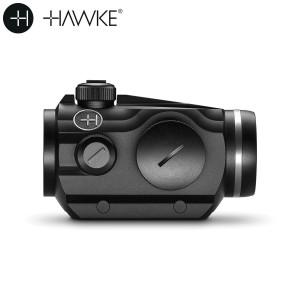 LUNETTE DE TIR RED DOT HAWKE VANTAGE 1X30 9-11mm