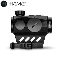 LUNETTE DE TIR RED DOT HAWKE SPOT-ON 1X25 WEAVER