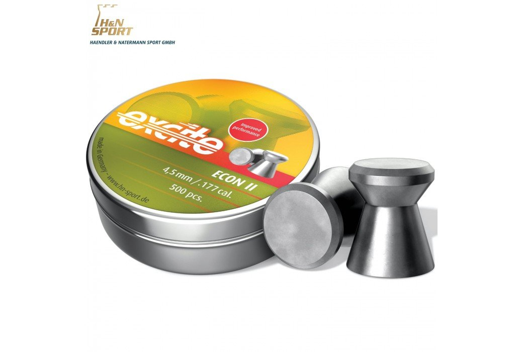 CHUMBO H & N EXCITE ECON II 4.50mm (.177) 500PCS