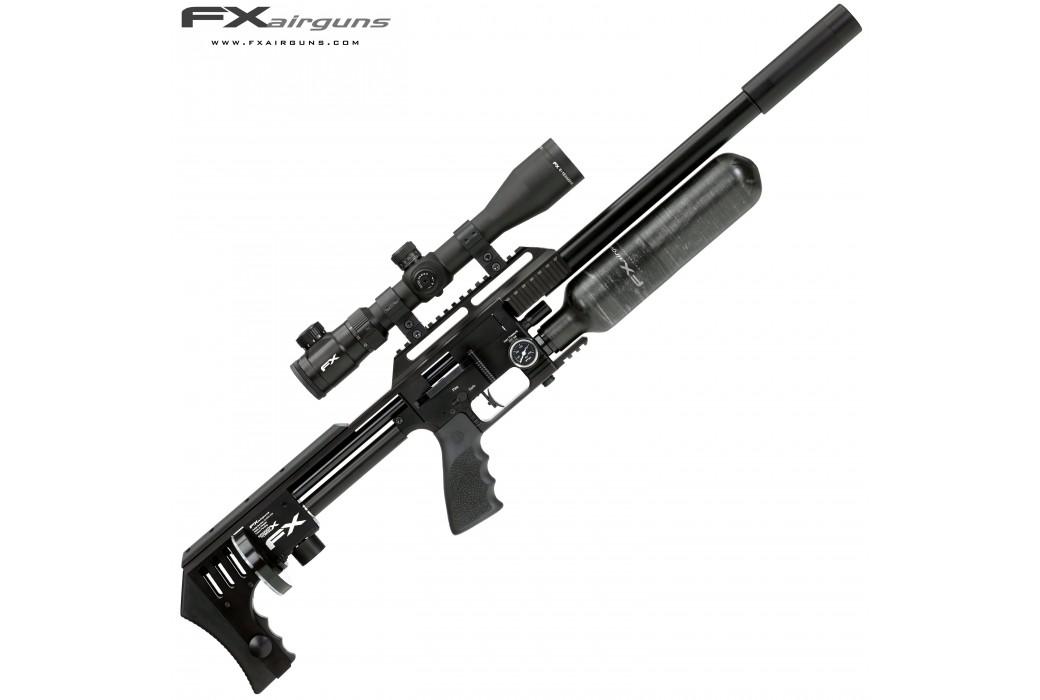PCP AIR RIFLE FX IMPACT X MKII BLACK