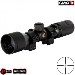 SCOPE GAMO 3-9X40 WR COMPACT