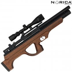 PCP AIR RIFLE NORICA DARK BULL BP