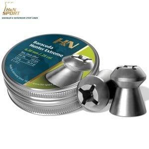 BALINES H & N BARACUDA HUNTER EXTREME 6.35mm (.25) 150PCS
