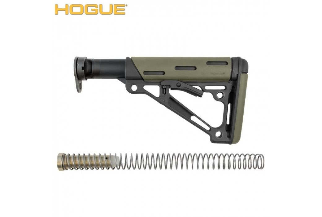HOGUE AR-15/M-16 COLLAPSIBLE BUTTSTOCK ASSEMBLY