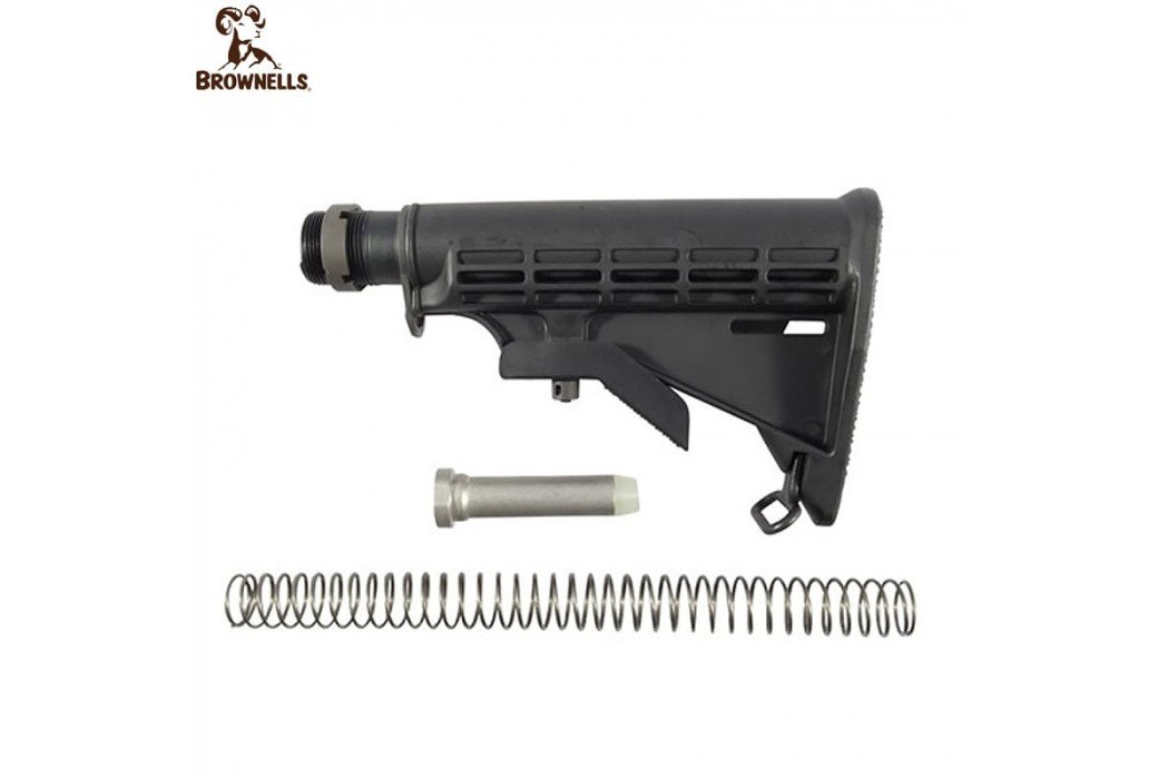 BROWNELLS AR-15/M-16 COLLAPSIBLE BUTTSTOCK ASSEMBLY