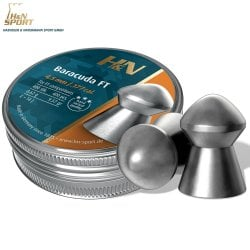 BALINES H & N BARACUDA FT 4.51mm (.177) 400PCS
