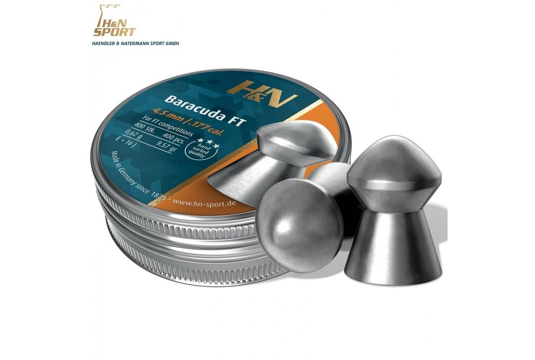 BALINES H & N BARACUDA FT 4.51mm (.177) 400PCS