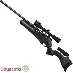 PCP AIR RIFLE DAYSTATE RED WOLF SAFARI HP HI LITE