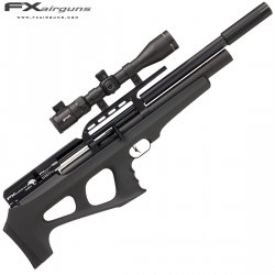 PCP AIR RIFLE FX WILDCAT MKII REGULATED