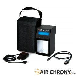AIR CHRONY CRONOGRAFO MK3 SET BLACK