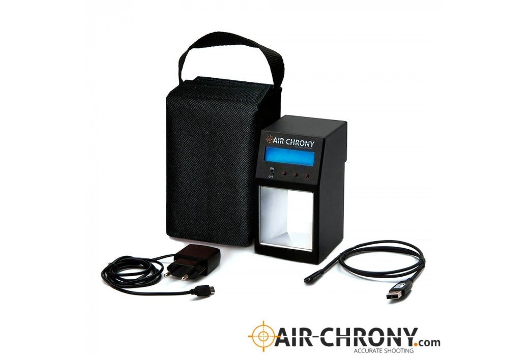 AIR CHRONY MK3 BALLISTIC CHRONOGRAPH SET BLACK