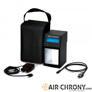 AIR CHRONY MK3 BALLISTIC CHRONOGRAPH SET