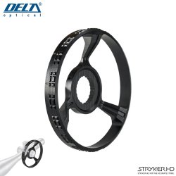 DELTA OPTICAL PARALLAX WHEEL STRYKER HD 5-50X56 (150MM)