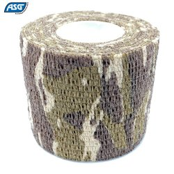 ASG CAMOUFLAGE STRETCH FABRIC DESERT 5X450CM