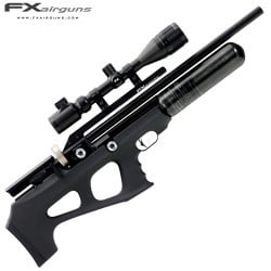 PCP AIR RIFLE FX DREAMLINE BULLPUP BOTTLE SYNTHETIC